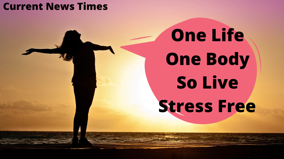 One Life One-Body-Live-Stress-Free
