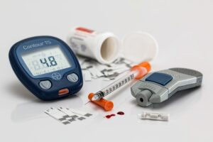 diabetes-monitoring-machine
