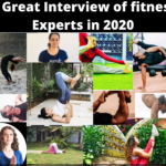 Great interview of 23 best yoga experts & 3 pro trainers.