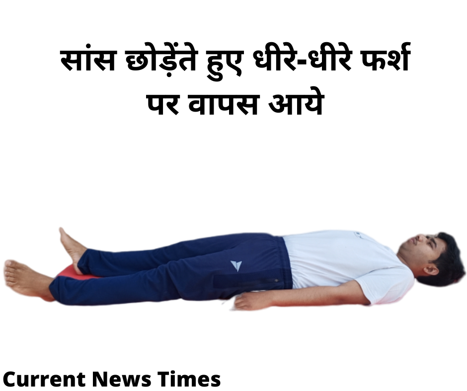Step-5-setu-bandhasan-सांस छोड़ेंते हुएधीरे-धीरे फर्श पर वापस आये