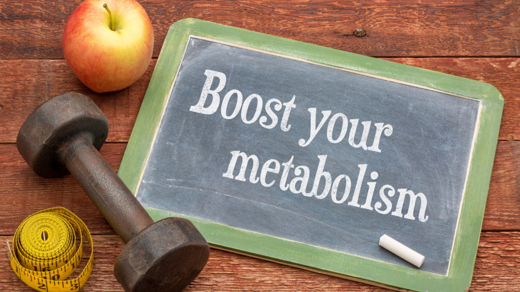 Boost-your-metabolism-written-on-chalk-board
