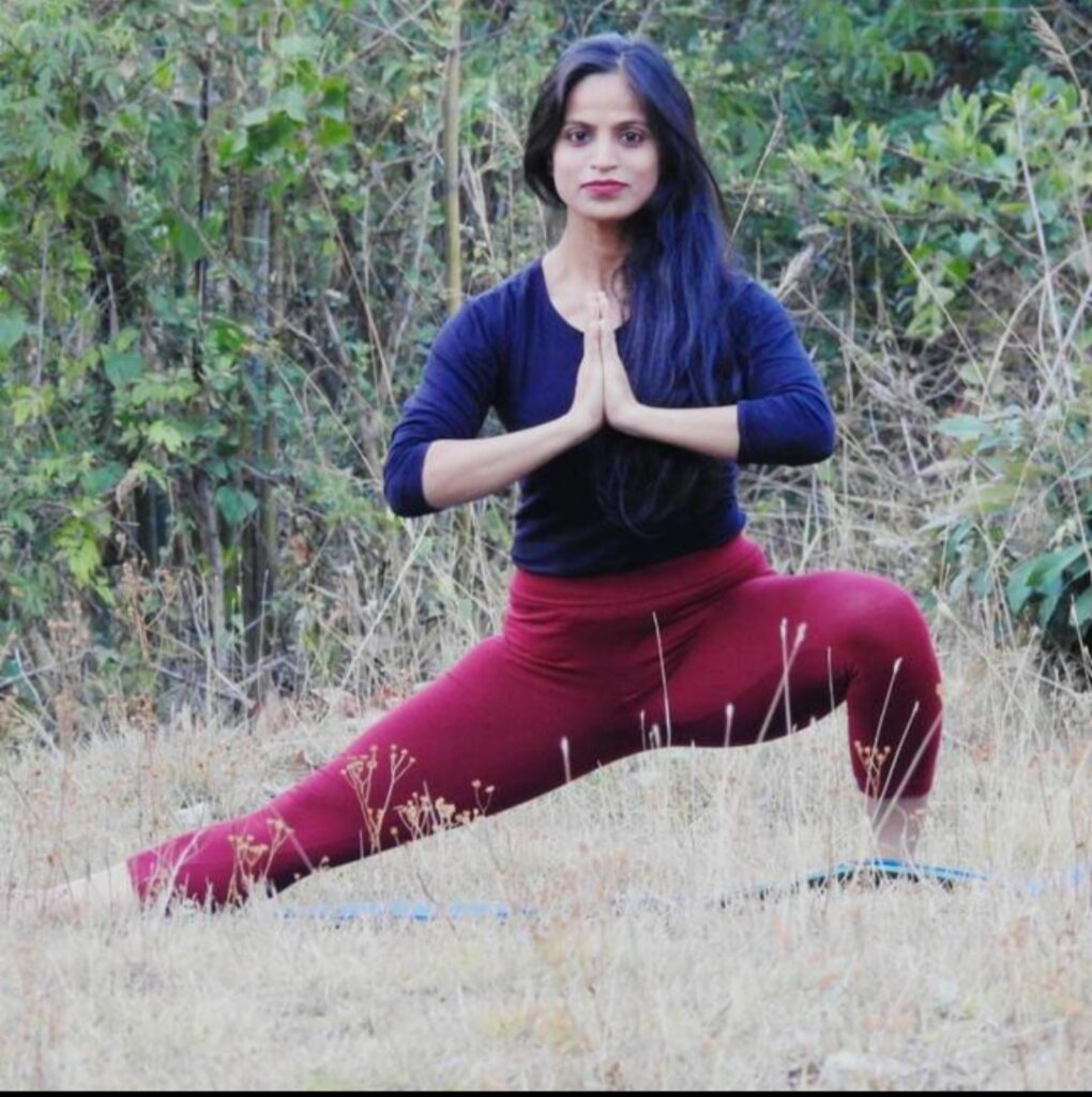Priyanka-singh-yoga-instructor