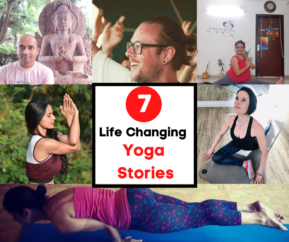 7 Life Changing Yoga Stories