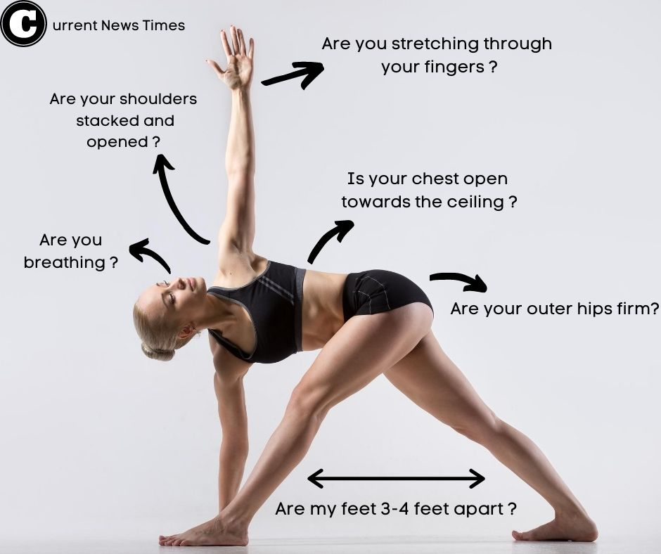 Trikonasana-steps-and-instructions