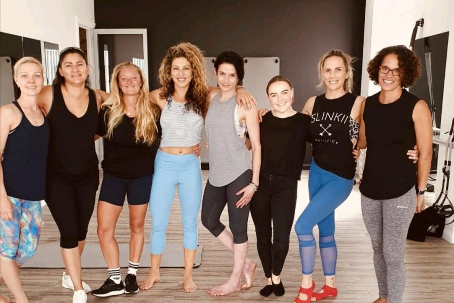 Group-of-Pilates-and-yoga-instructors